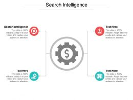 Search Intelligence Ppt Powerpoint Presentation Gallery Background Cpb