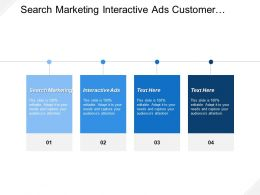 Search Marketing Interactive Ads Customer Feedback Viral Campaigns