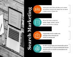Search Marketing Ppt Design