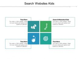 Search Websites Kids Ppt Powerpoint Presentation Icon Background Images Cpb