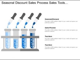 Seasonal Discount Sales Process Sales Tools Industry Analysis