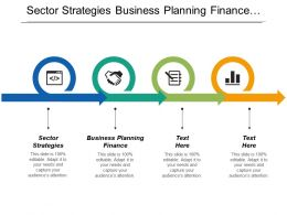 Sector Strategies Business Planning Finance Investment Funding Program