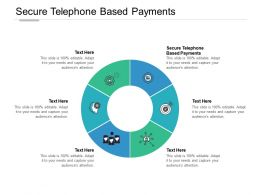 Secure Telephone Based Payments Ppt Powerpoint Presentation Summary Graphics Design Cpb