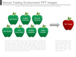 Secure Trading Environment Ppt Images