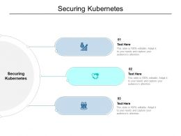 Securing Kubernetes Ppt Powerpoint Presentation Pictures Slide Download Cpb
