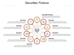 Securities Finance Ppt Powerpoint Presentation Portfolio Design Ideas Cpb