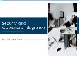 Security And Operations Integration Powerpoint Presentation Slides