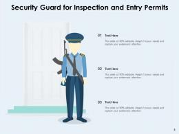 Security Guard Security Corporate Strengthen Workplace Inspection Services