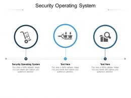 Security Operating System Ppt Powerpoint Presentation Outline Demonstration Cpb