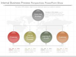 86521125 Style Hierarchy 1-Many 5 Piece Powerpoint Presentation Diagram Infographic Slide