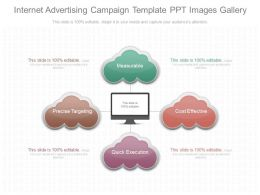 See Internet Advertising Campaign Template Ppt Images Gallery