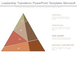 See Leadership Transitions Powerpoint Templates Microsoft