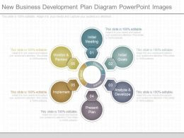 See New Business Development Plan Diagram Powerpoint Images