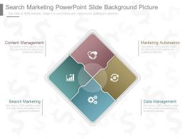 See Search Marketing Powerpoint Slide Background Picture