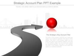 See Strategic Account Plan Ppt Example
