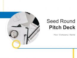 Seed Round Pitch Deck PPT Template