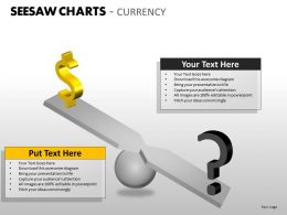 Seesaw Charts Currency PPT 4