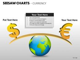 Seesaw Charts Currency PPT 5