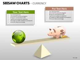 Seesaw Charts Currency PPT 8
