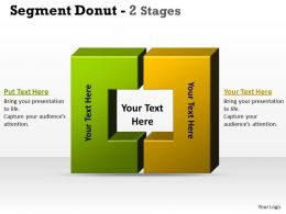 Segment Donut 2 Stages 4