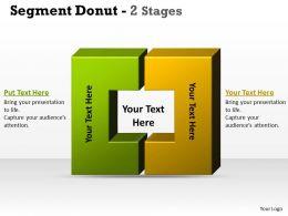 Segment Donut 2 Stages 4