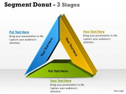 Segment Donut 3 Stages 6