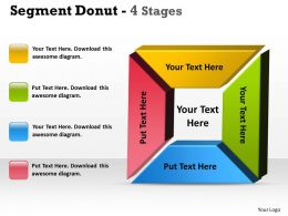 Segment Donut 4 Stages 9