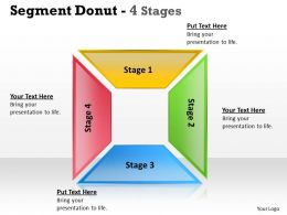 Segment Donut Stages 11