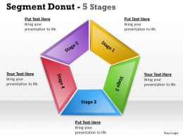 Segment Donut Stages 12