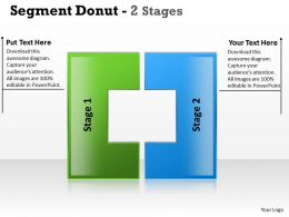 Segment Donut Stages 5