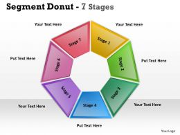 Segment Donut Stages 7 diagram 8