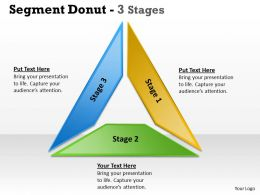 Segment Donut Stages 8