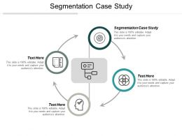 Segmentation Case Study Ppt Powerpoint Presentation Infographic Template Images Cpb