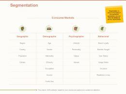 Segmentation Geographic Ppt Powerpoint Presentation Gallery Display