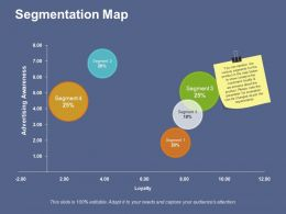 Segmentation Map Ppt File Styles