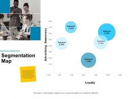 Segmentation Map Ppt Powerpoint Presentation Pictures Sample