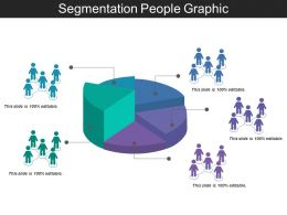 Segmentation People Graphic