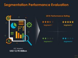 Segmentation Performance Evaluation Ppt Summary Information