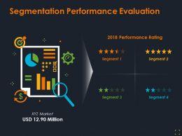 Segmentation Performance Evaluation Ppt Summary Information