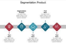 Segmentation Product Ppt Powerpoint Presentation Portfolio Microsoft Cpb