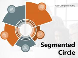 Segmented Circle Training Development Process Opportunity Threat Weakness Strength