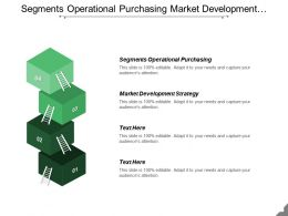 Segments Operational Purchasing Market Development Strategy Ideal Qualities