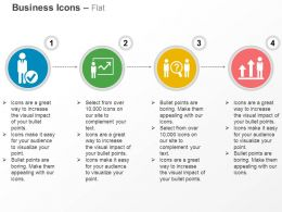 Selection Growth Chart Search Business Startup Ppt Icons Graphics