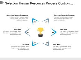 Selection Human Resources Process Controls Systems Organization Systems Cpb