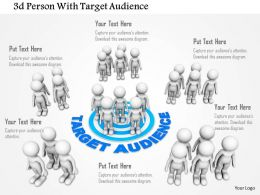 Selection Of Right Target Audience Ppt Graphics Icons