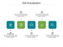 Self Actualization Ppt Powerpoint Presentation Slide Download Cpb