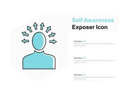 Self Awareness Exposer Icon