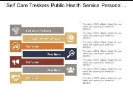 Self Care Trekkers Public Health Service Personal Library