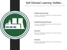 Self Directed Learning Verified Purchased Product Architecture Models