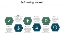 Self Healing Network Ppt Powerpoint Presentation Ideas Cpb